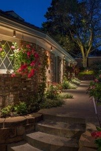 Residential Outdoor Security Lighting