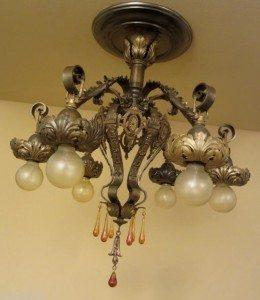 Vintage Antique Lighting